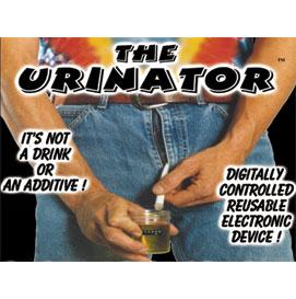 The Urinator the ultimate urine testing and urine testing device