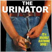 The Urinator is the ultimate urine testing and urine testing device